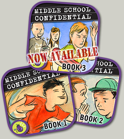 Middle School Confidential apps