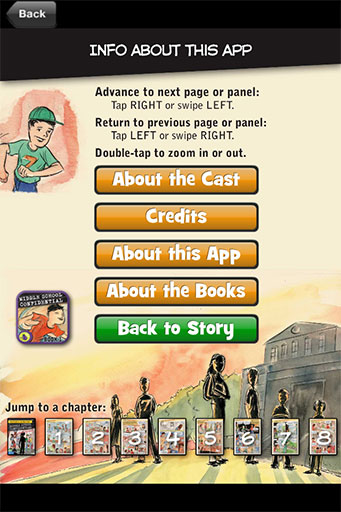 Middle School Confidential™ - Apps - Real Friends vs  the