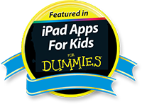 "Featured in ""iPad Apps For Kids For Dummies"" by Jinny Gudmundsen"