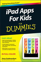 """iPad Apps For Kids For Dummies"" by Jinny Gudmundsen"