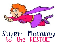 Stacie Lewin, Super Mommy to the Rescue